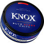 Knox Blue Stark White Portion