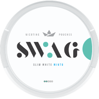 SWAG Minto Slim All White