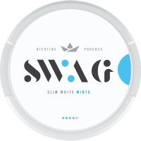 SWAG Minto Strong Slim All White