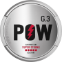 G3 POW Super Strong Slim White Dry Portion