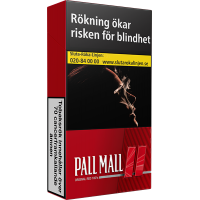 Pall Mall Original Red 100s