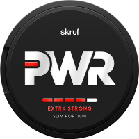 Skruf PWR Extra Strong Slim Portion