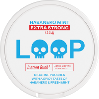 Loop Habanero Mint Extra Strong