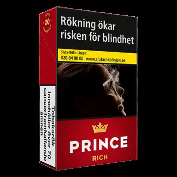 Prince Röd HP