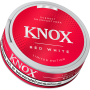 Knox Red White Portion