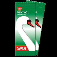 Swan Menthol Flavour Card