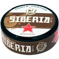 Siberia Brown Portion