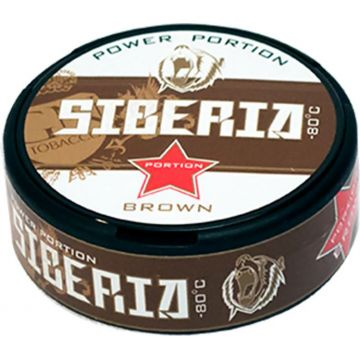 Siberia Brown Portion
