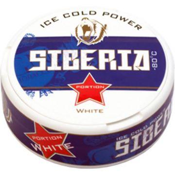 Siberia White Portion