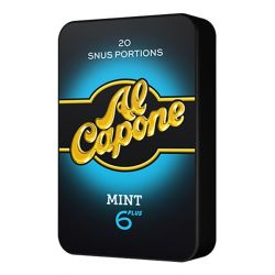 Al Capone Mint Mini Portion