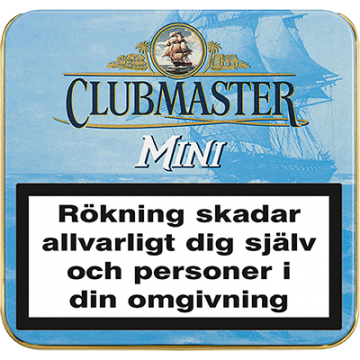 Clubmaster Mini Blue Cigarill