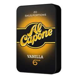 Al Capone Vanilla Mini Portion