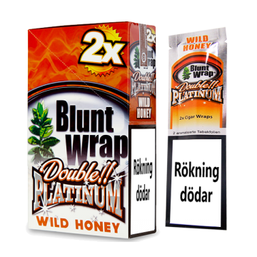 Blunt Wrap Wild Honey