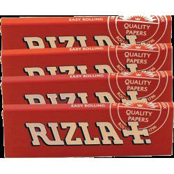 Rizla Rullpapper Röd 50