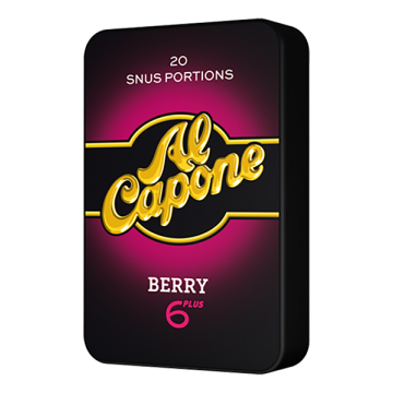 Al Capone Berry Mini Portion