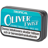 Oliver Twist Tropical Portionsbitar