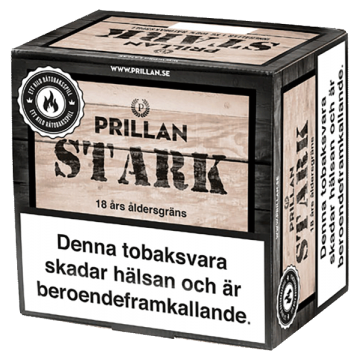 Prillan Stark Lös Snussats 1KG