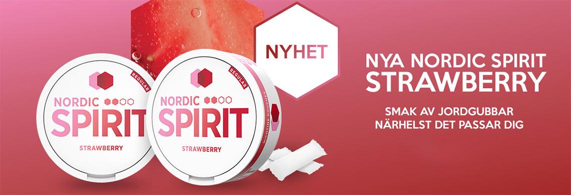 Nordic Spirit Berry Stripes - Summer Edition NikBen