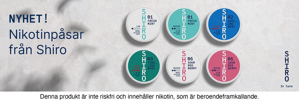 Lundgrens Norrland Stark - Billigt Snus Online