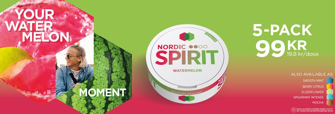 Nordic Spirit Malon Square All White